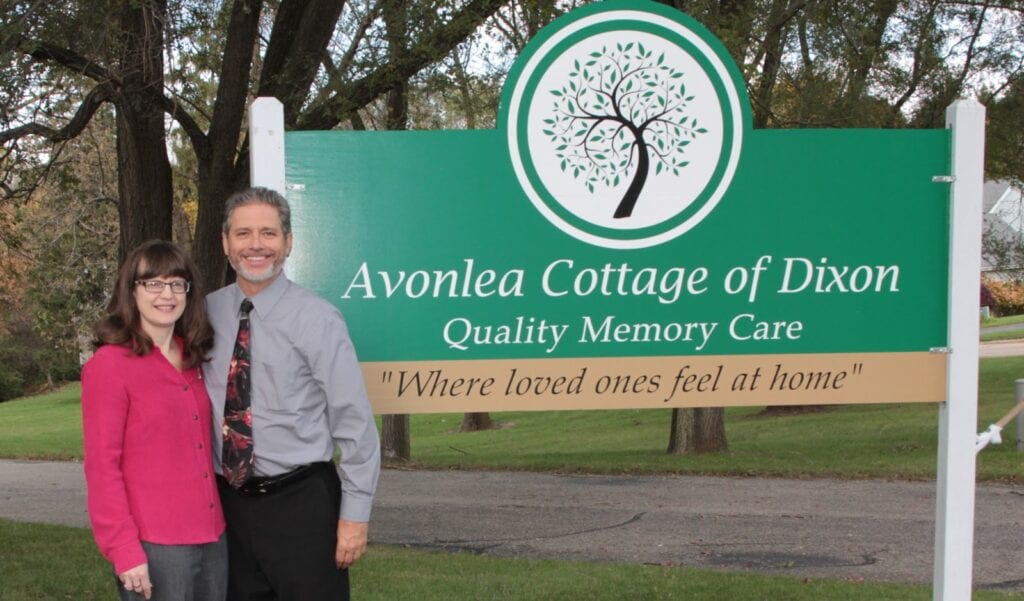 Avonlea Cottage, Dixon IL AvaLynda and Steve Casey, Owners