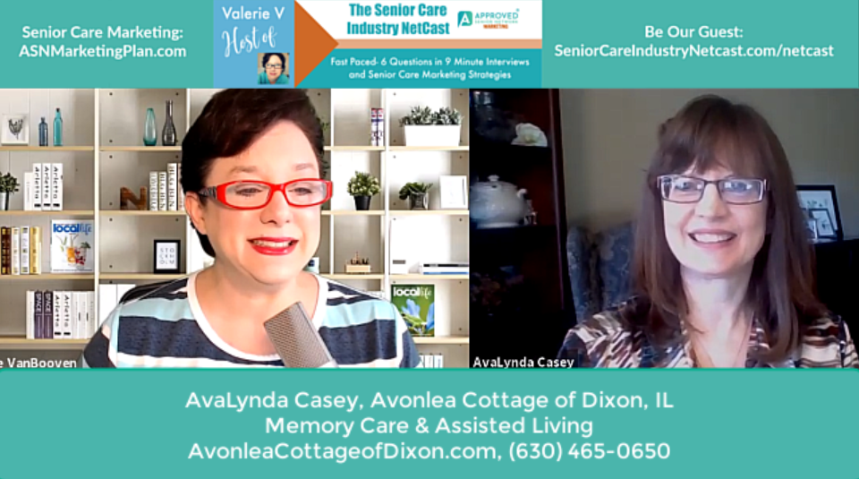 Assisted Living and Memory Care Avonlea Cottage Dixon IL